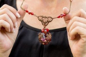 Red_Antique_Necklace