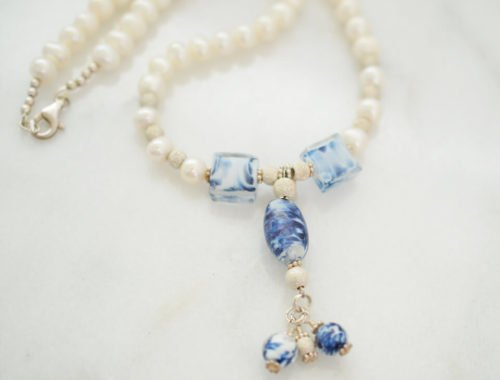 Chunky Pearl Necklace