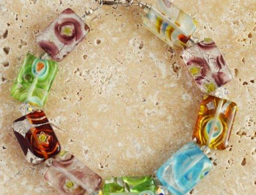 Murano Glass Bracelet