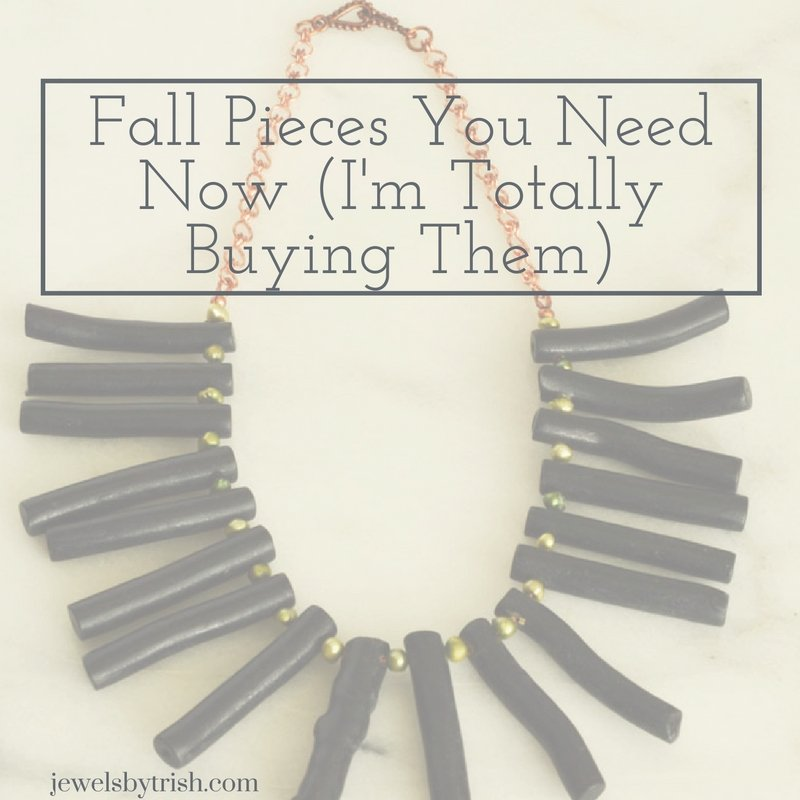 fall pieces