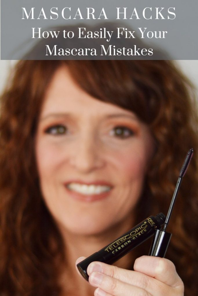 Mascara Hacks Easily Fix Your Mascara Smudges Jewels By Trish